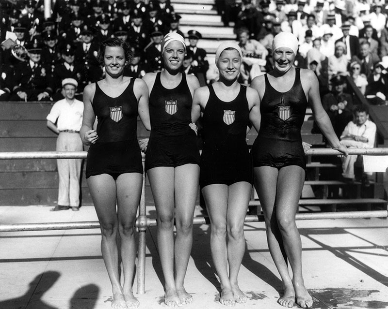 This Is What The 1932 La Olympics Looked Like