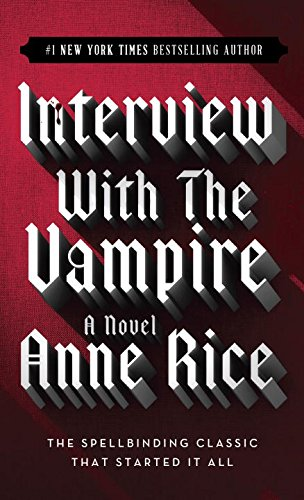Interview with a Vampire Book Cover/WikiCommons