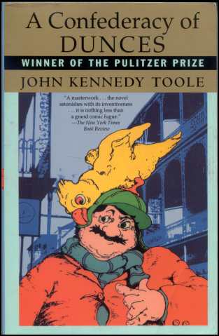 A Confederacy of Dunces Book Cover/WikiCommons