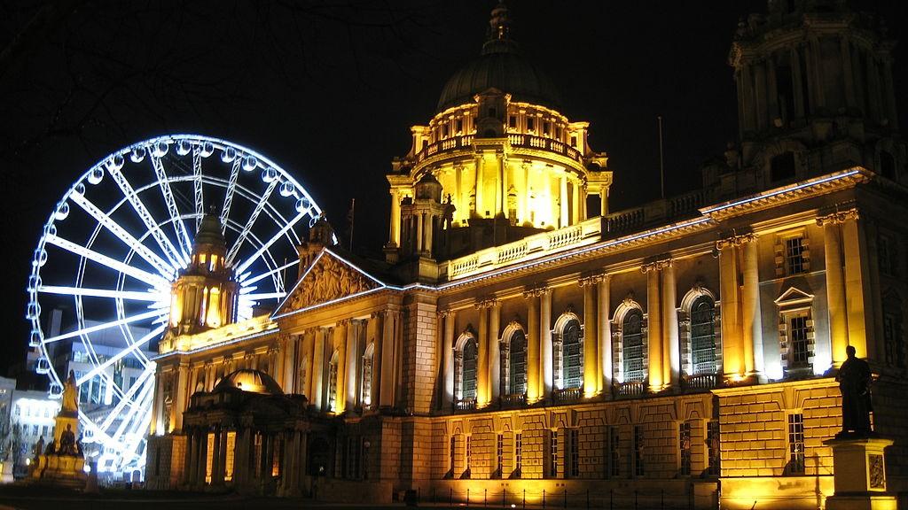 Belfast City | © Thardas/WikiCommons
