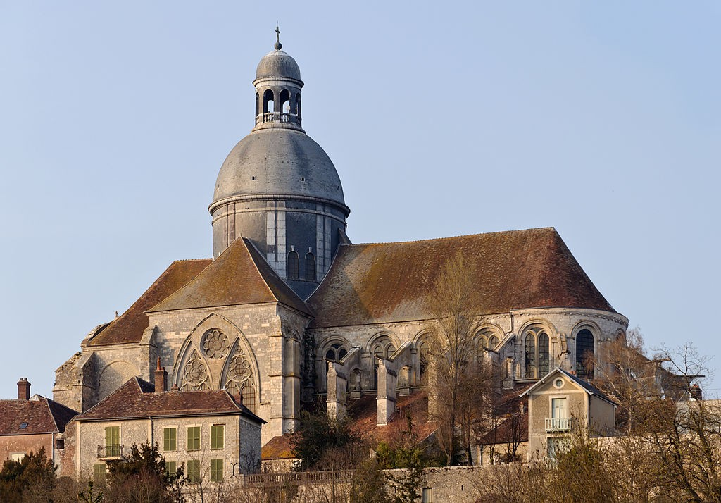 Collegiale Saint Quiriace in Provins | ©WikiCommoms