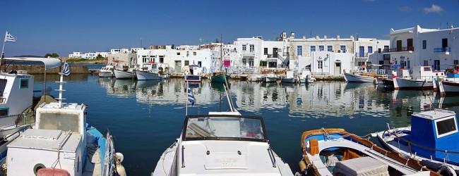 Naoussa, Paros | © Bgabel/WikiCommons