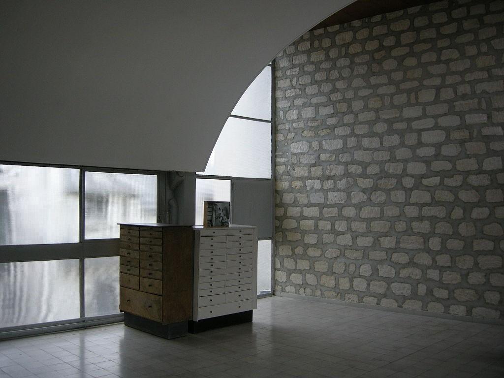 Windows of Immeuble Molitor © sailko/WikiCommons