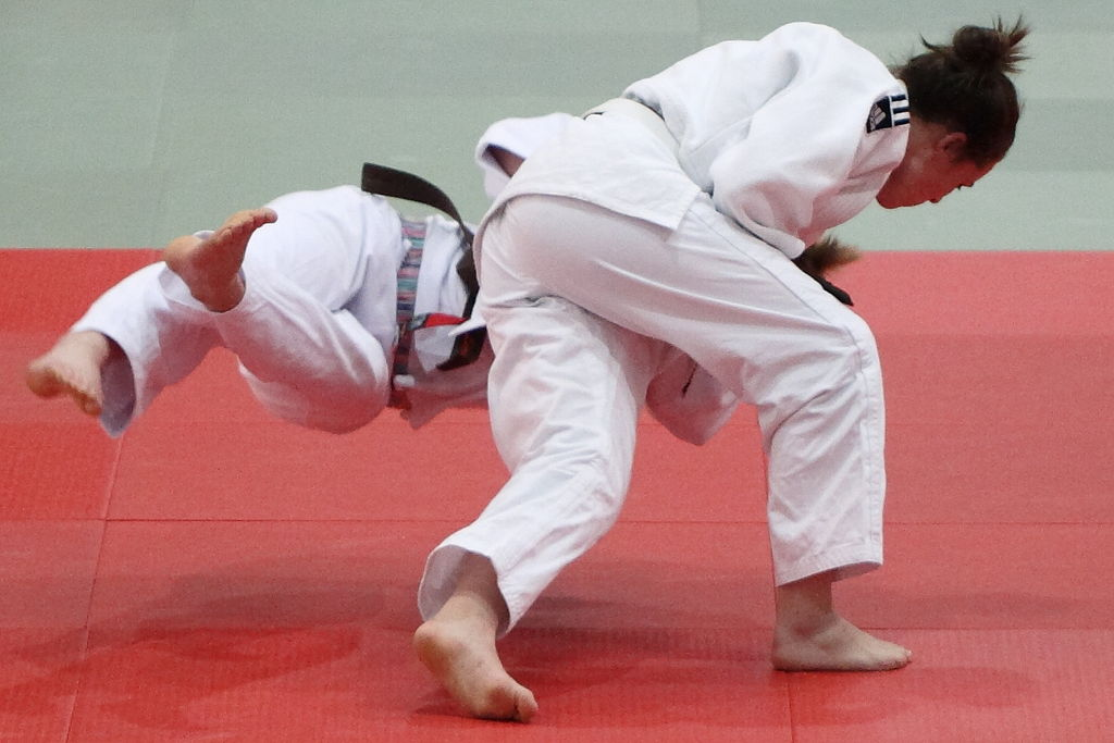 Judo throw   © Schnuffel2002/WikiCommons