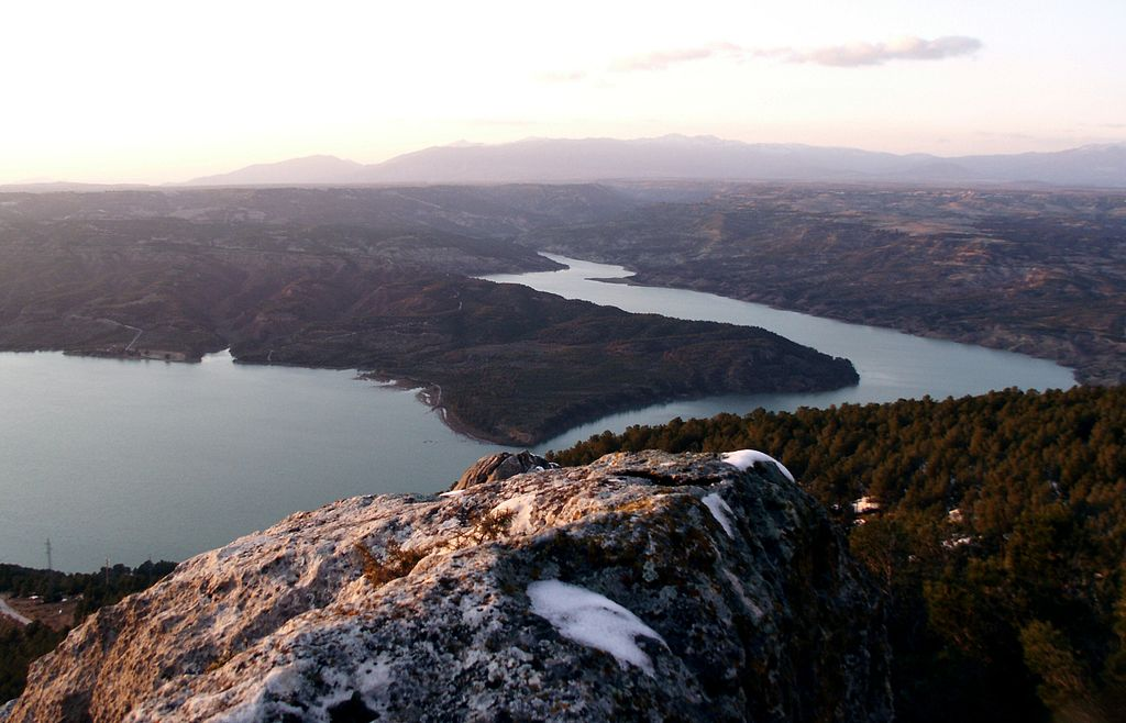 Lake Negratin | ©Rimantas Lazdynas