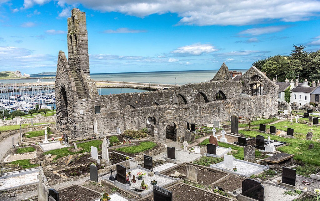 St. Mary's Collegiate Church & Graveyard, Howth |© William Murphy/Flickr