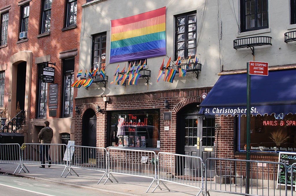 The Stonewall Inn | © Wikipedia Commons