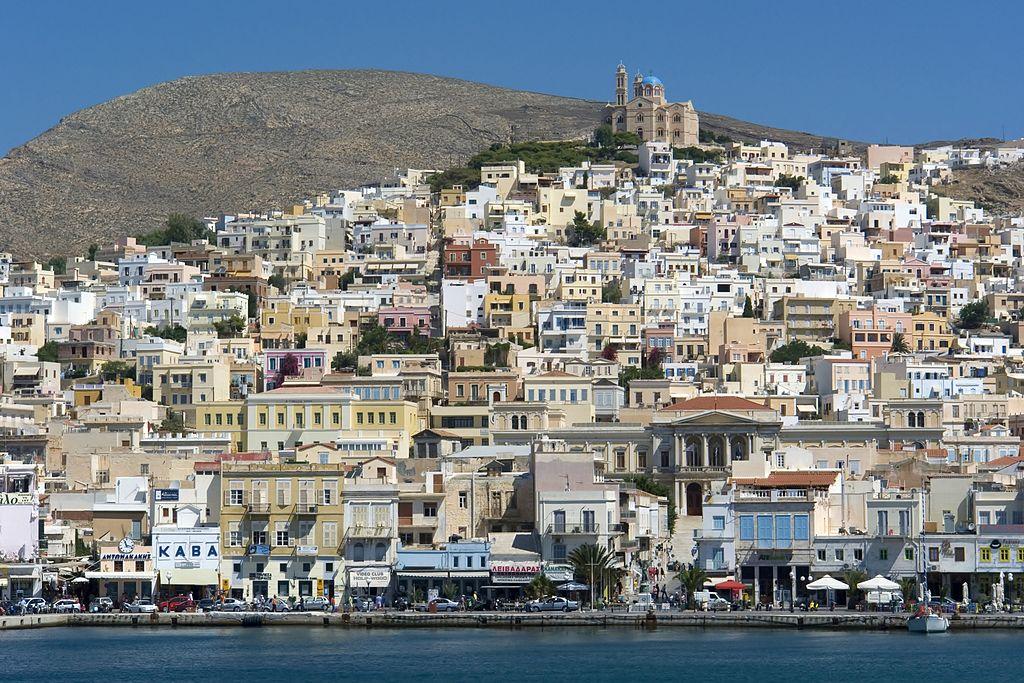 Ermoupolis, Syros | © Hans Peter Schaefer/WikiCommons