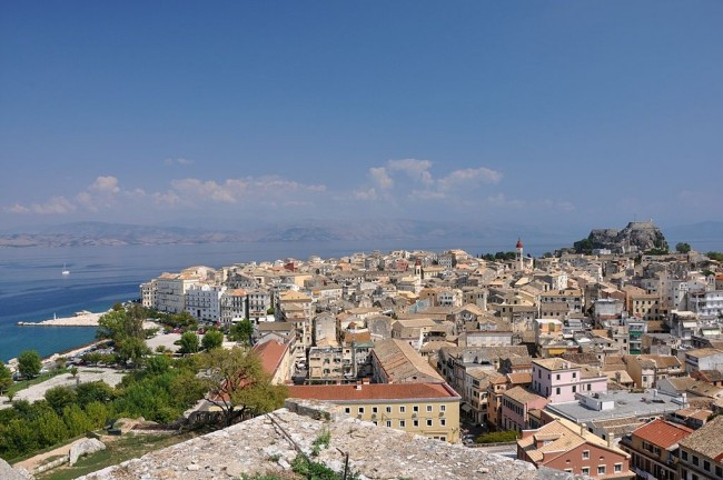 Old Town of Corfu | © Robin/WikiCommons