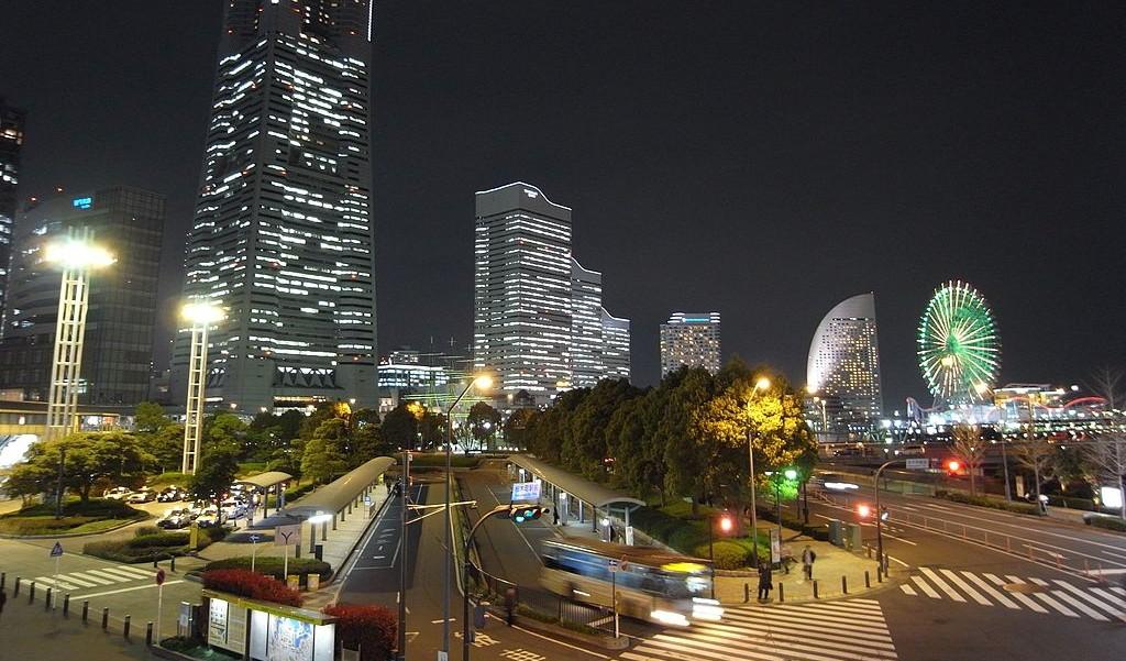 Yokohama is the hometown of Emiri   © Yoshikazu Takada/WikiCommons