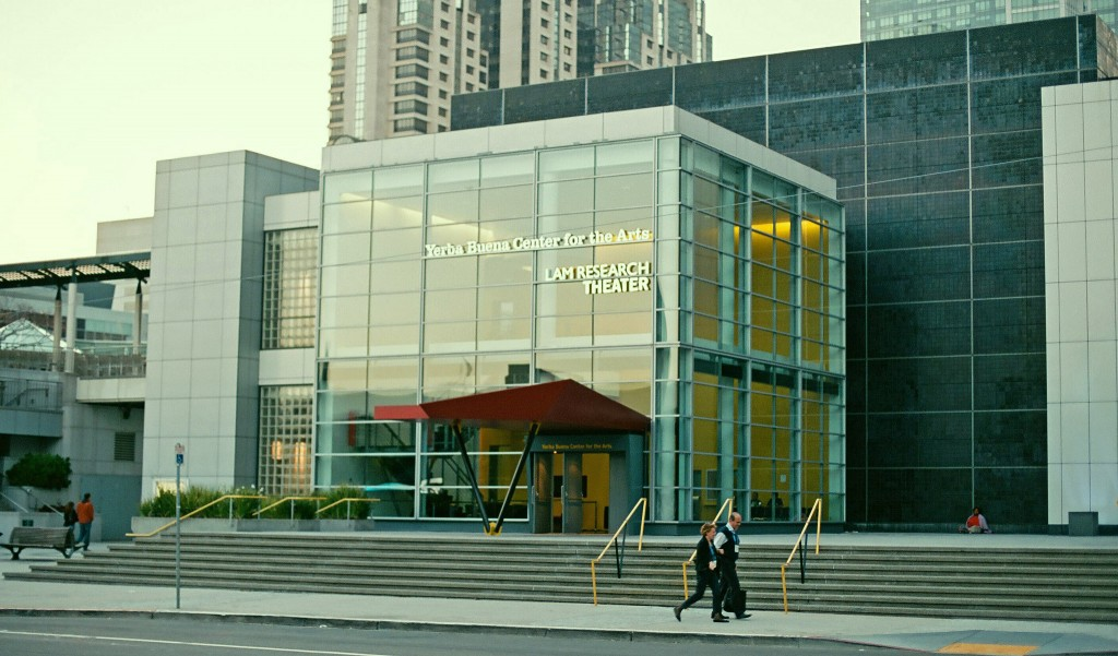 Yerba Buena Center for the Arts © Chris Clogg/Flickr