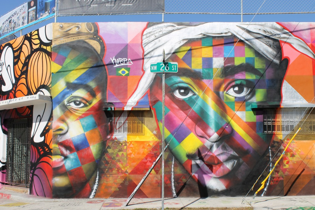 A tour of miami 39 s most powerful street art for 2pac mural new york