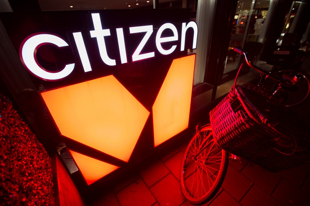 CitizenM ©CitizenM hotels