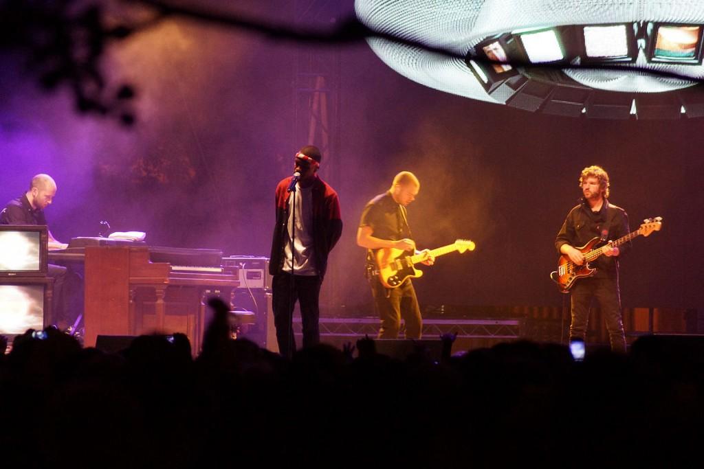Frank Ocean Lollapalooza 2012 © Shane Hirschman/WikiCommons