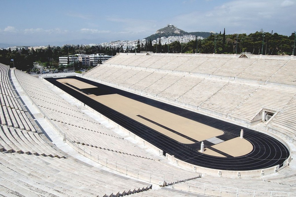 The Panathenaic Stadium |© Badseed/WikiCommons