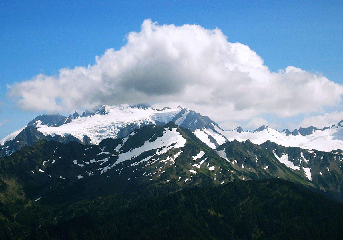 Mount Olympus  © Jason Pratt/WikiCommons