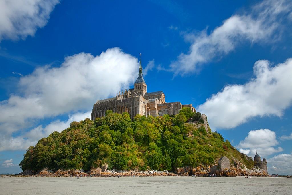 Mont Saint-Michel | © Nicolas Raymond, Flickr