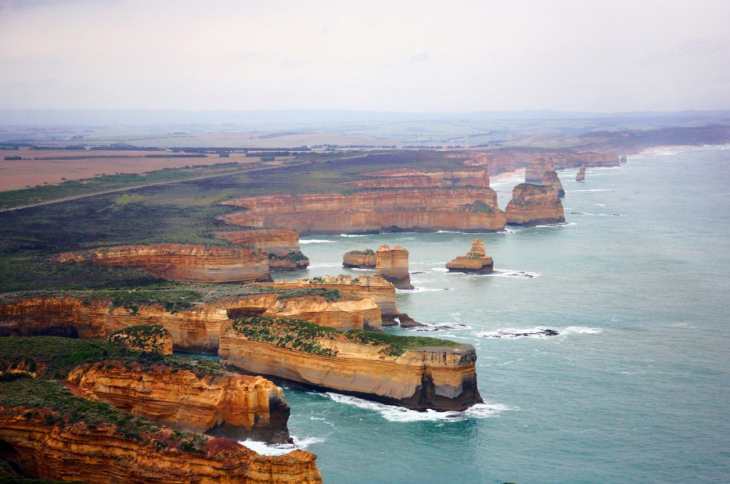 Twelve Apostles, Great Ocean Road, VIC   Courtesy of Tourism Australia