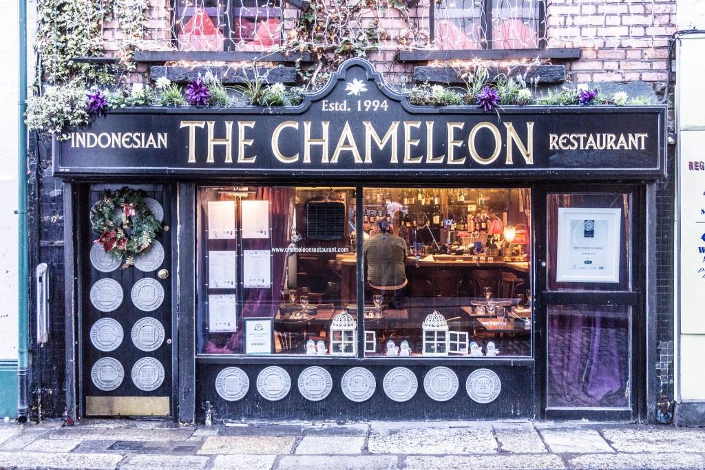 The Chameleon Restaurant, Dublin | ©William Murphy/Flickr