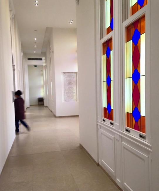 Inside the Sursock Museum | Courtesy of Harriet Shepherd
