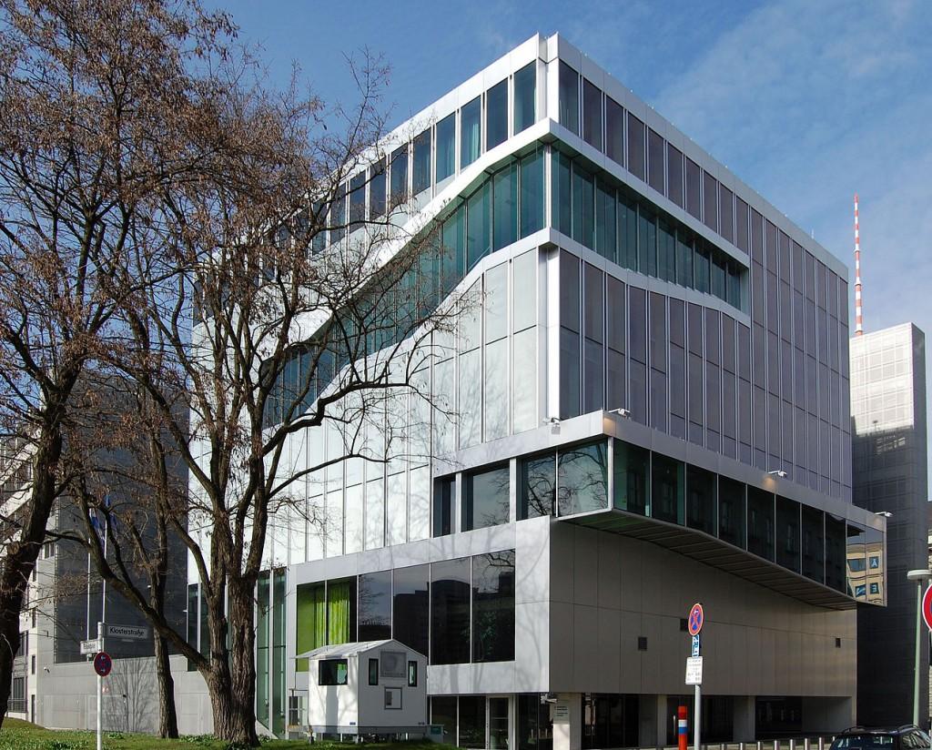 Netherlands Embassy Berlin | © Achim Raschka/WikiCommons
