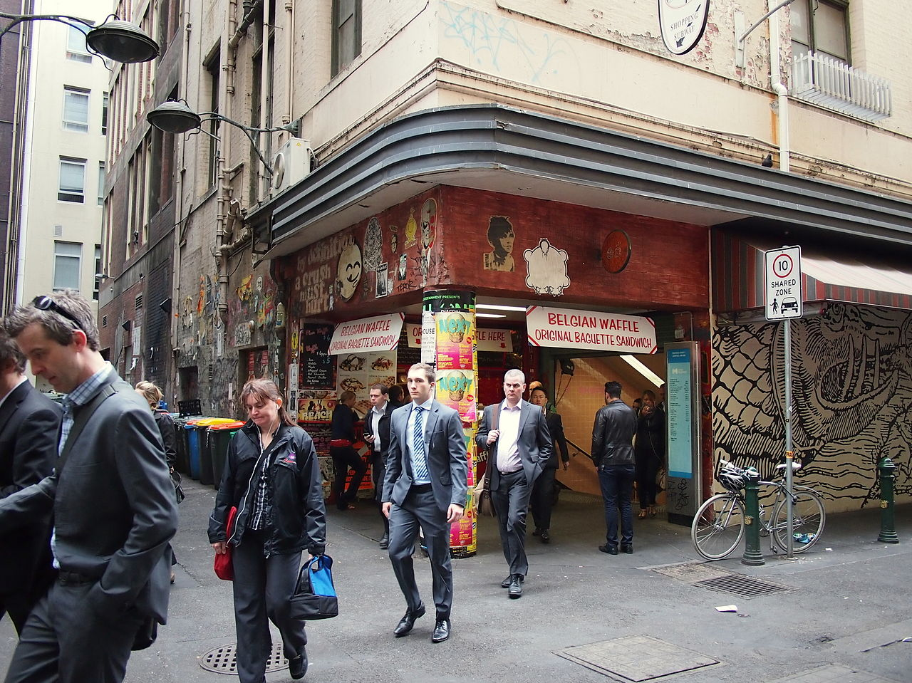 The 5 Secret Shopping Spots In Melbourne You Should Know