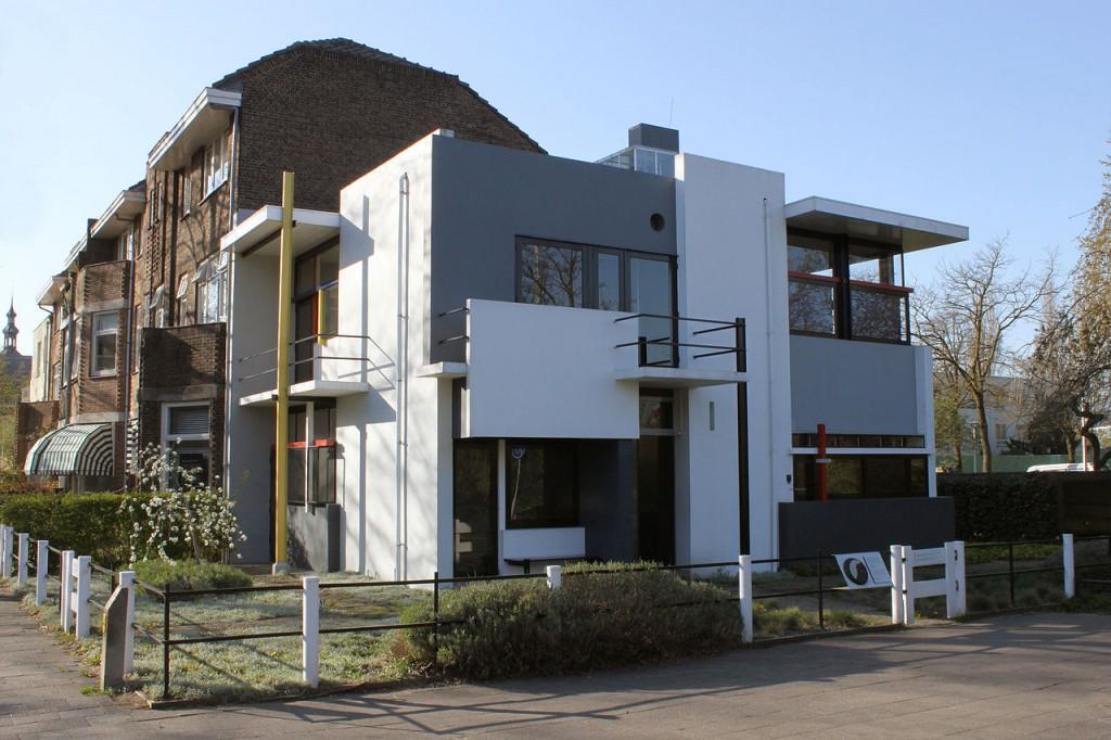 Rietveld Schröder House | © Husky / Wikicommons