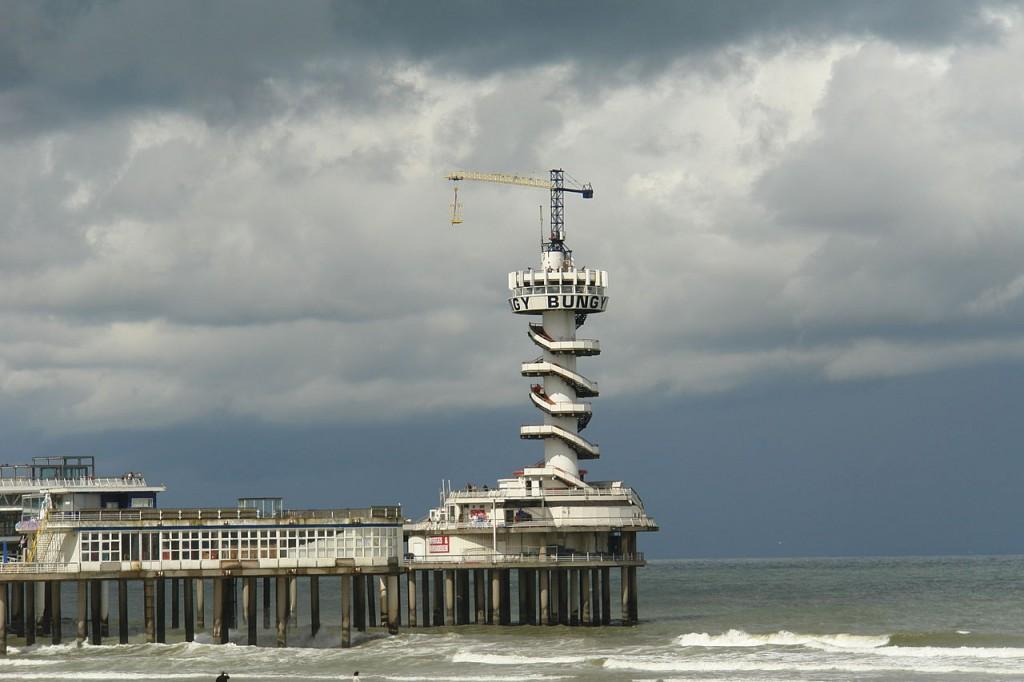 Scheveningen pier | ©OsvaldoGago / Wikicommons