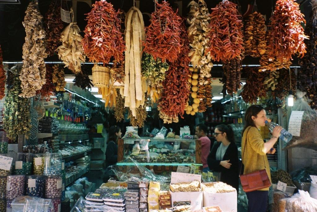 Food Market in Bourj Hammoud | Courtesy of Harriet Shepherd