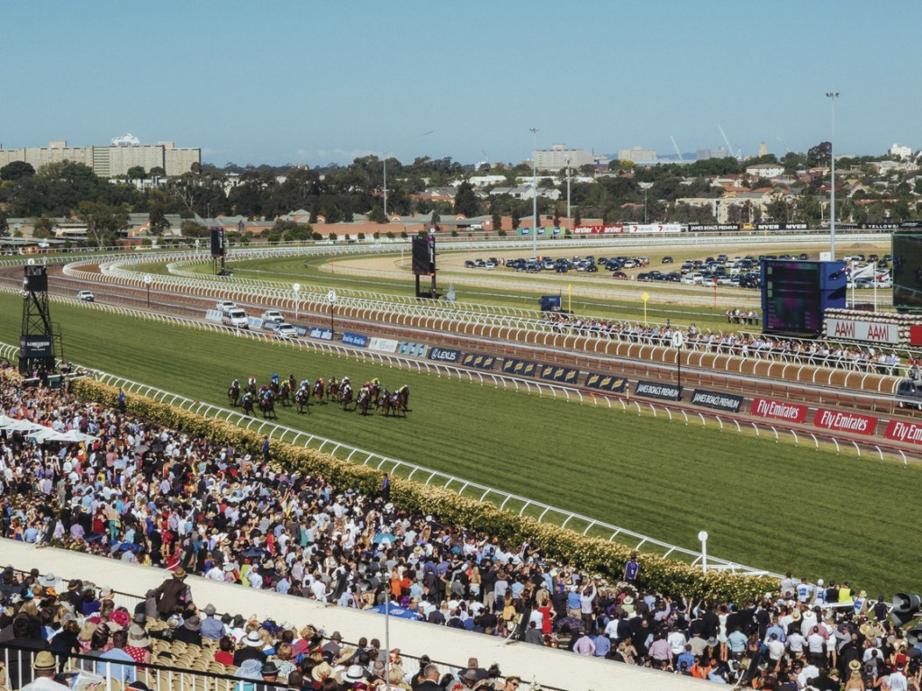 Melbourne Cup, Melbourne, VIC | Courtesy of Tourism Australia / Time Out Australia © Roberto Seba