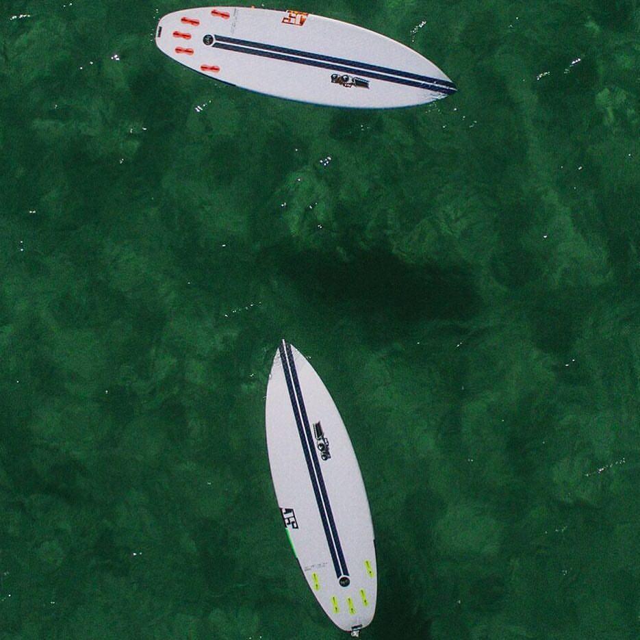 Surfboards | Courtesy of Star Surf + Skate