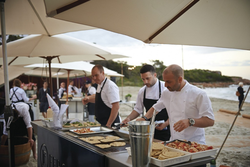 Audi Gourmet Beach BBQ | Courtesy of Margaret River Gourmet Escape
