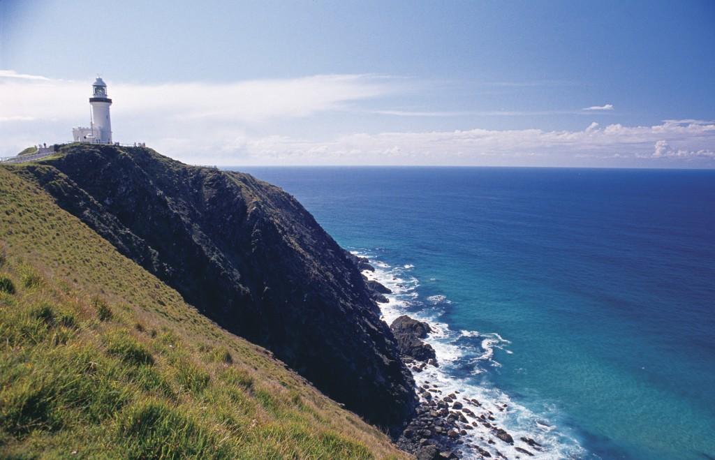 Cape Byron Lighthouse, Byron Bay, NSW   Courtesy of Tourism Australia © Graham Monro