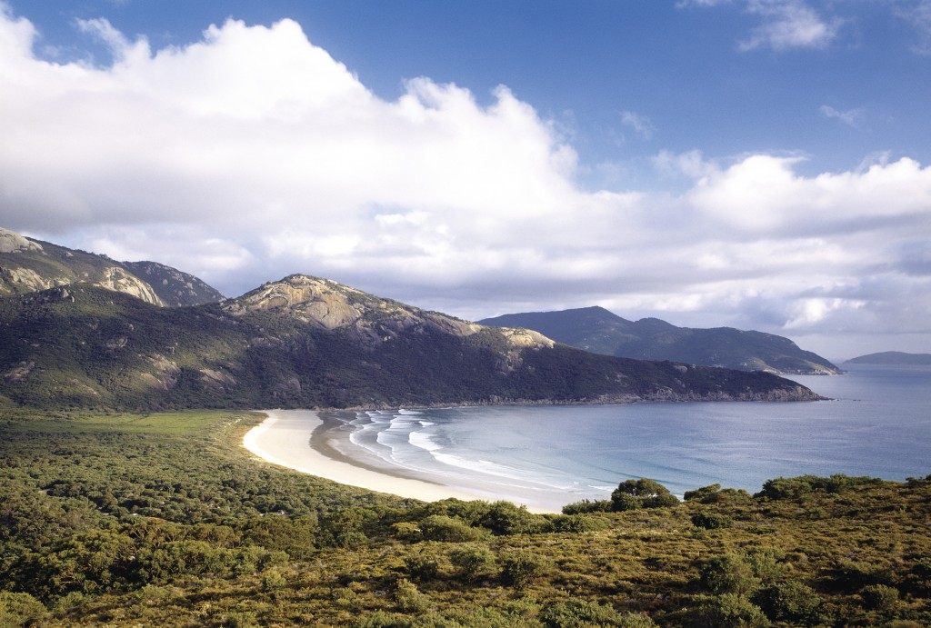 Beach, Wilsons Promontory, VIC   Courtesy of Tourism Australia © Hamish Ta-me