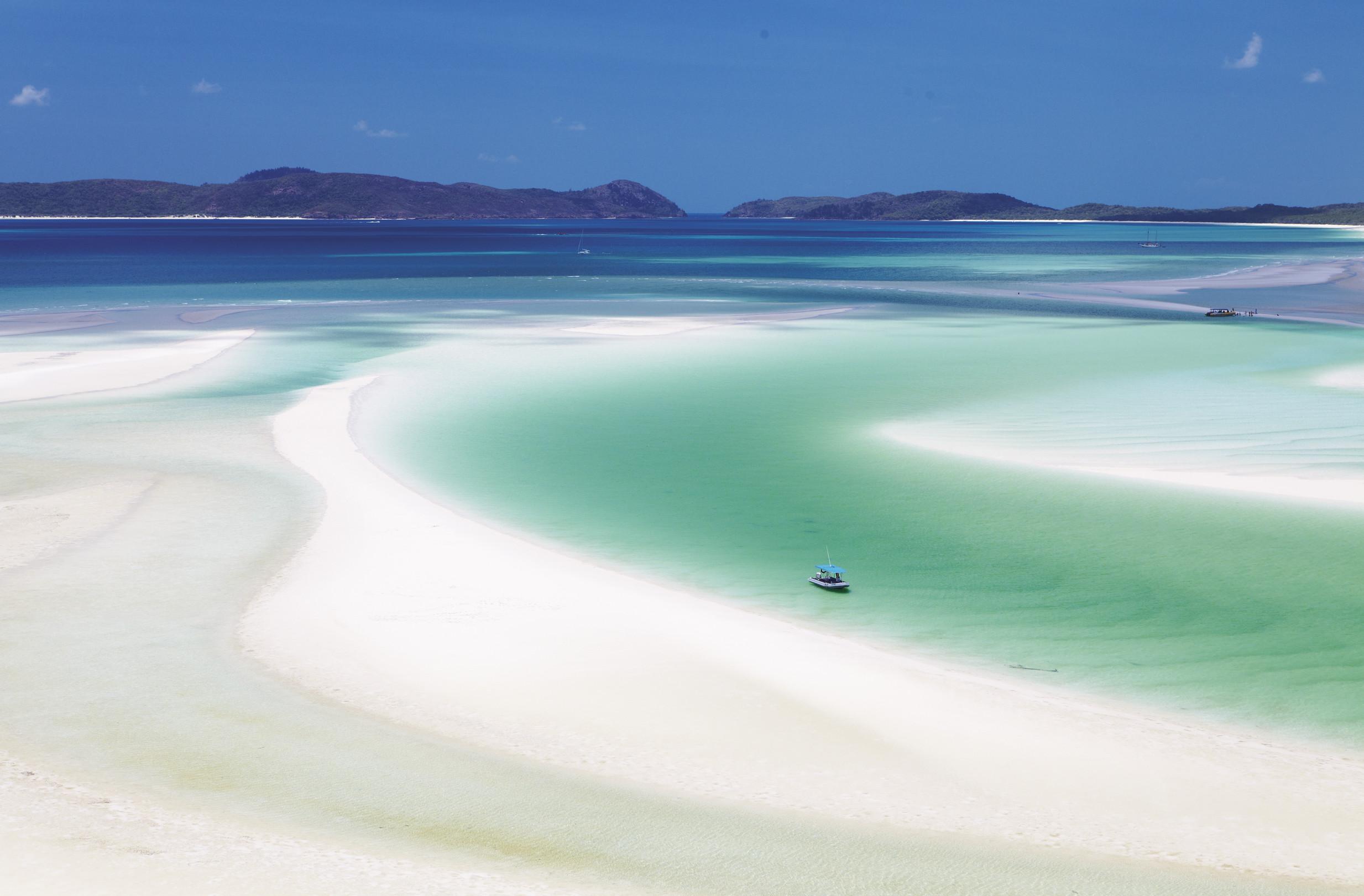 Whitehaven Beach - Attraction - Queensland