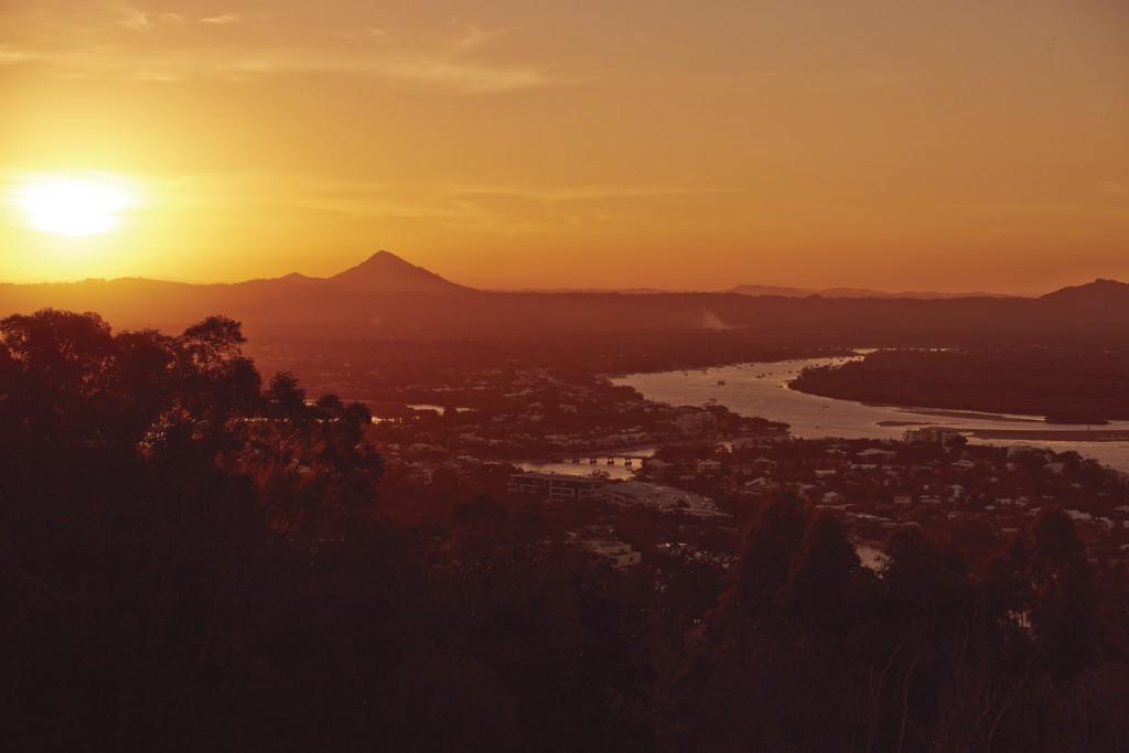 Sunset, Noosa, QLD | Courtesy of Tourism Australia © Maxime Coquard