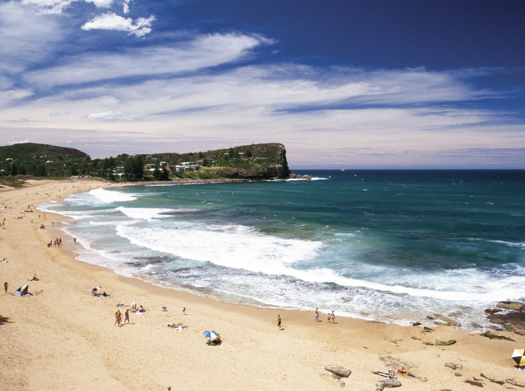 Avalon Beach, Northern Beaches, NSW | Courtesy of Tourism Australia © Brett Parkes