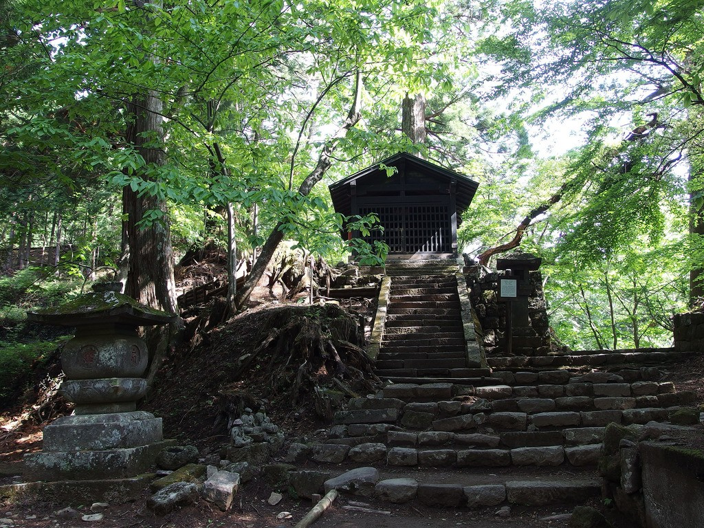 On a hike to Mount Nyoho in Nikko | © Guilhelm Vellut/Flickr