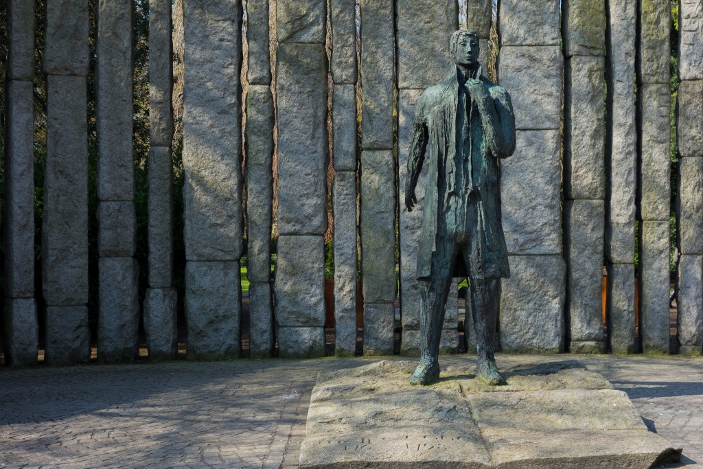 The Wolfe Tone memorial in Saint Stephen's Green | © christopher_brown/Flickr