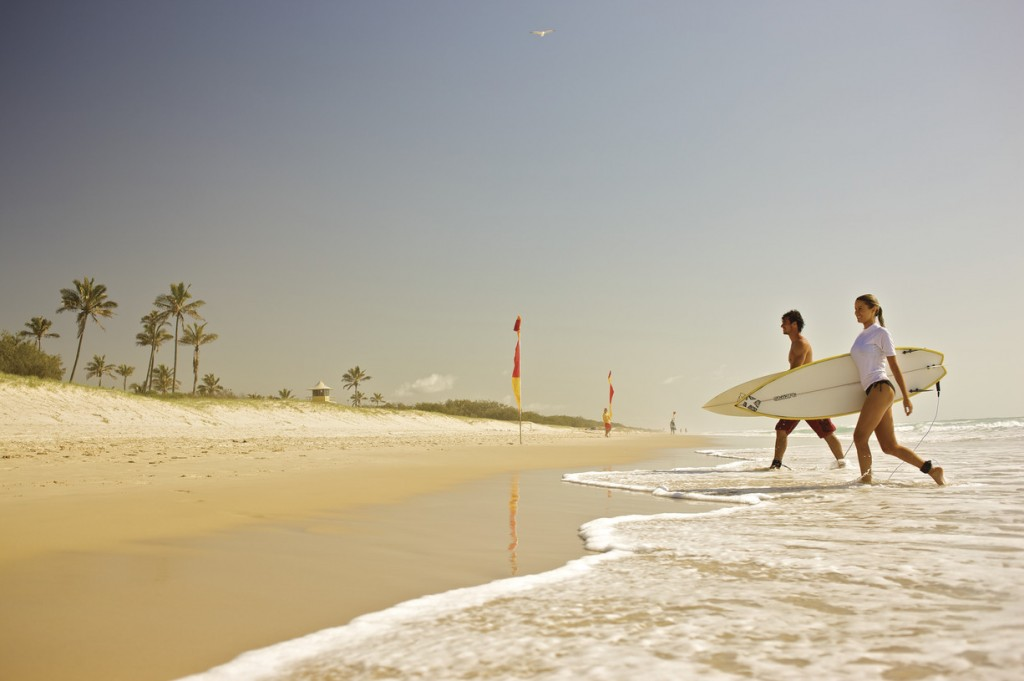 Gold Coast, Queensland | Courtesy of Tourism Australia © Jamie MacFadyen