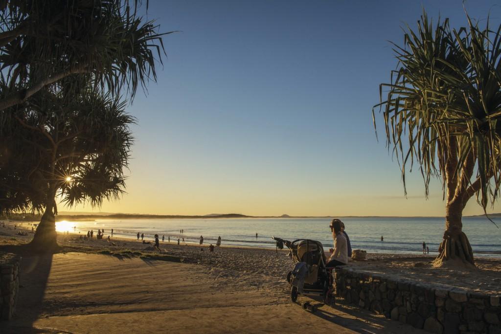Noosa Beach | Courtesy of Tourism Australia © John Montesi