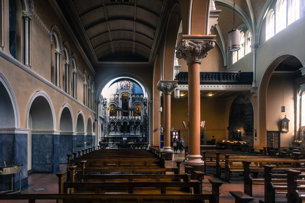 The Church of Our Lady of Mount Carmel, Whitefriar Street | © William Murphy/Flickr