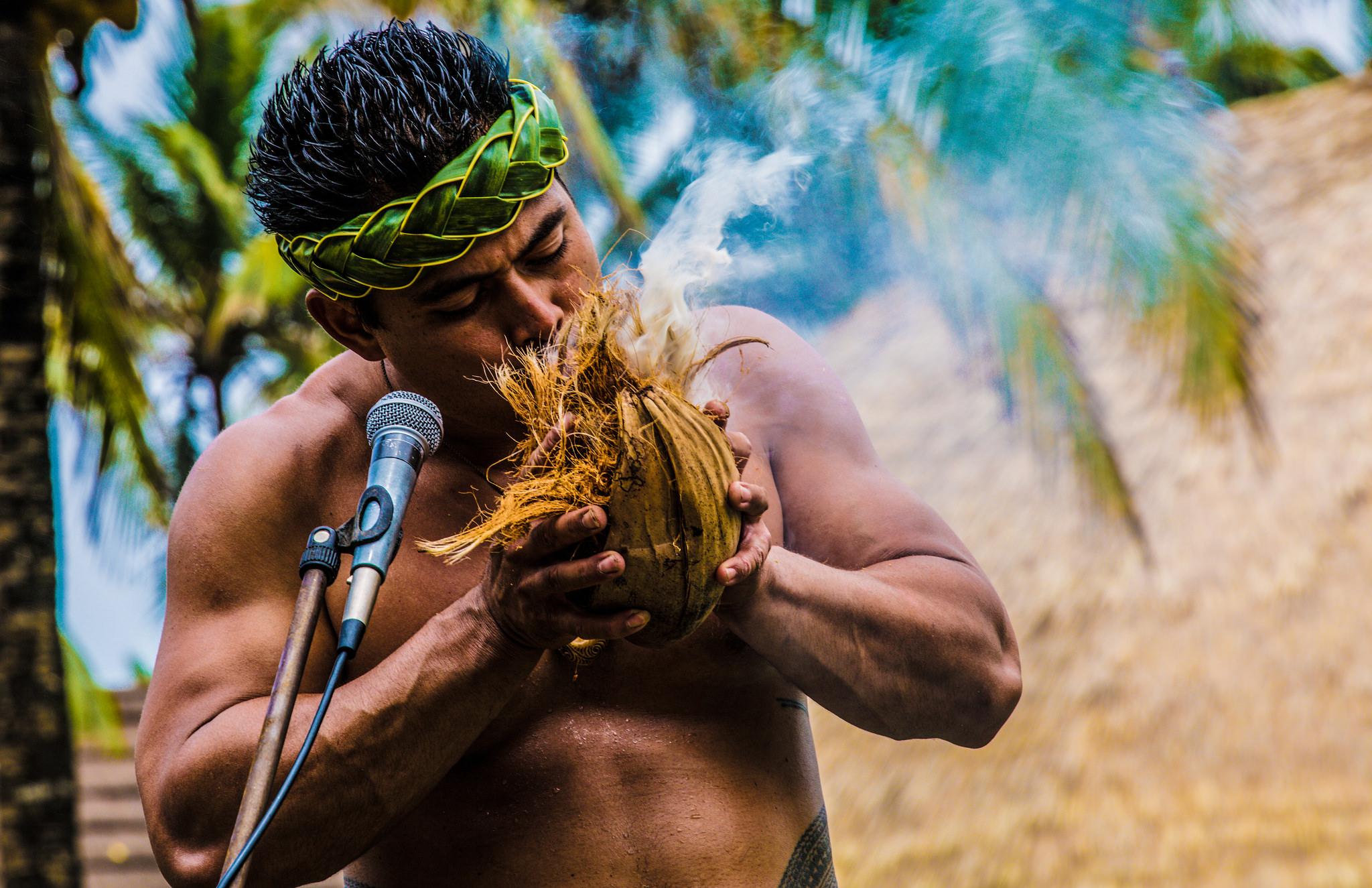 Polynesian Culture Center   © Johnny Silvercloud/Flickr