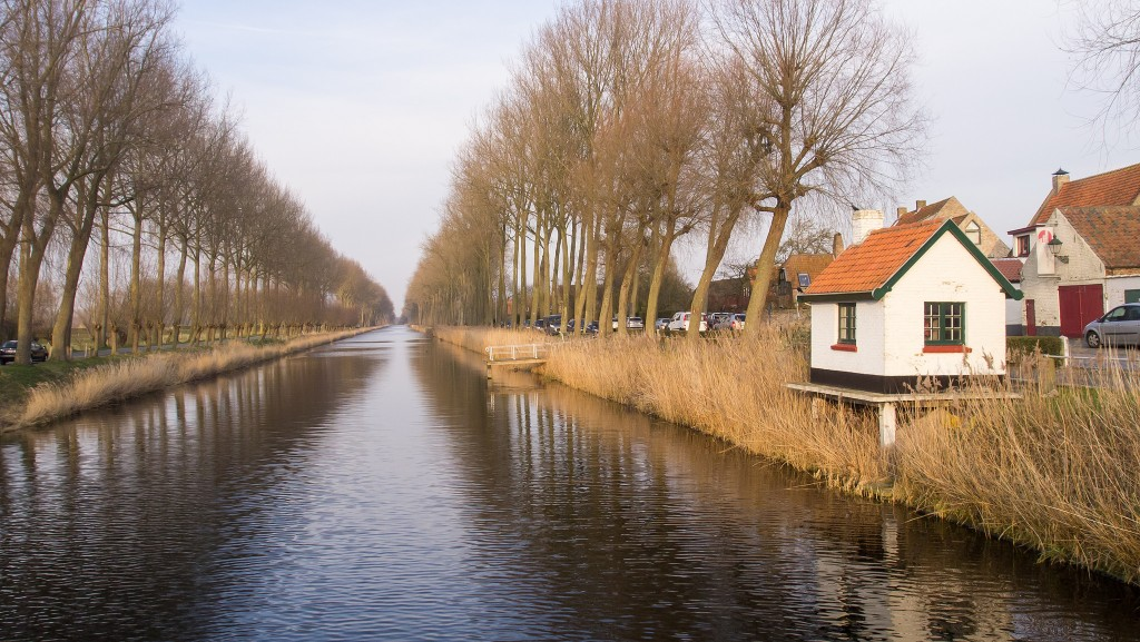 The scenic sight of the Damse Vaart | © Ed Webster/Flickr