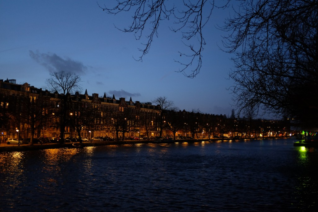 De Costakade at night | © Ovidiu Curcan / Flickr