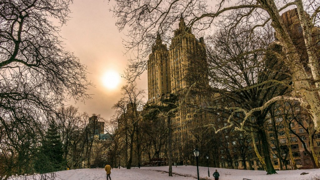 Late Afternoon Sun - El Dorado Apartments on Central Park West | © Eric Gross/Flickr