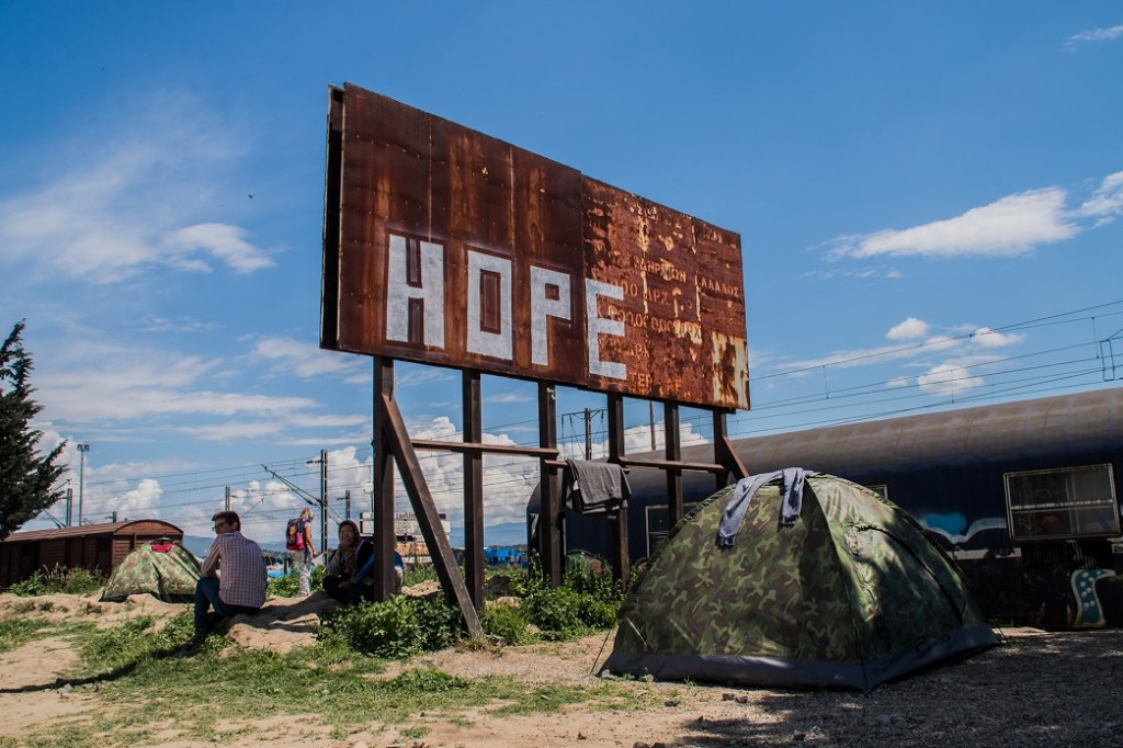 Hope | © Camille Gazeau