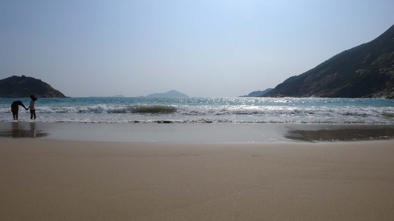 Shek O Beach | Laure Wayaffe/CC BY-ND 2.0/Flickr