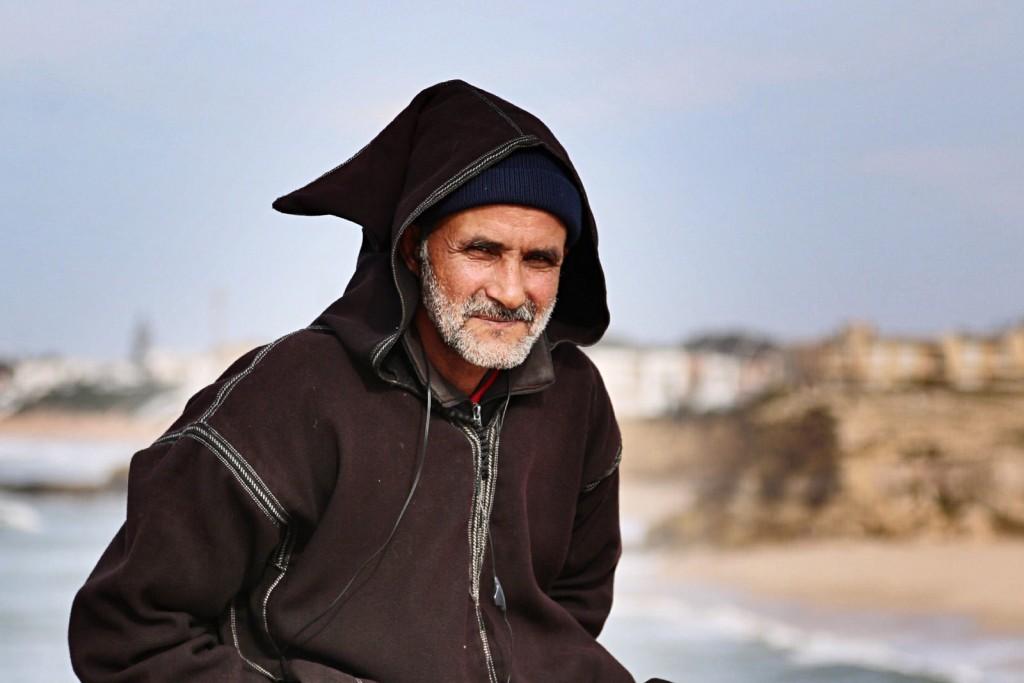 Local wears Djellaba Morocco ©Amina Tagemouati