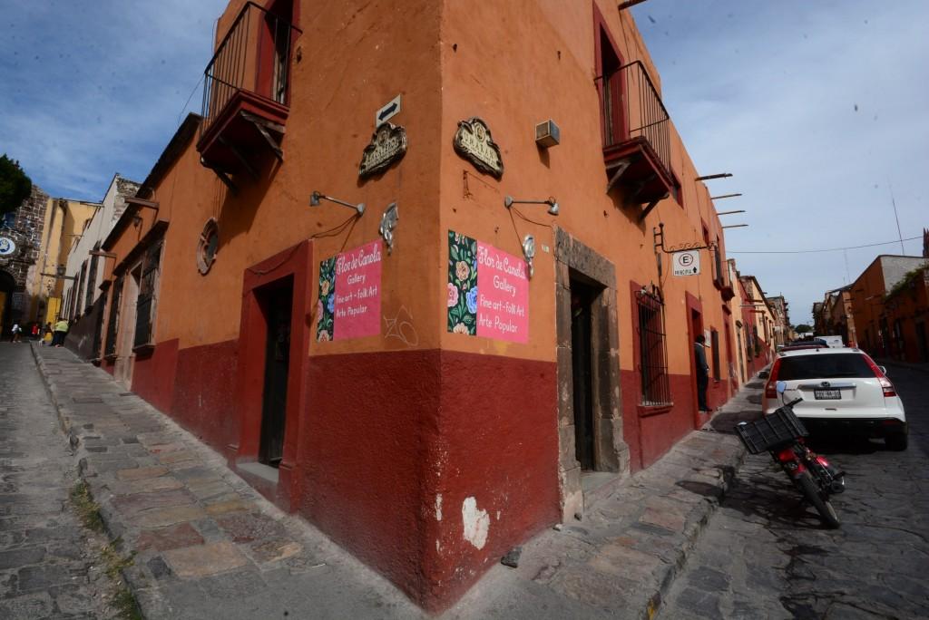 San Miguel de Allende | © Alejandro/Flickr